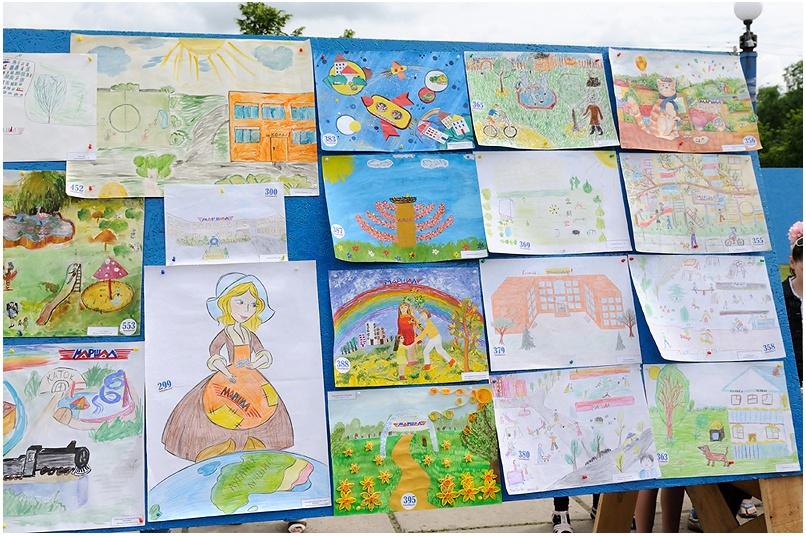 Что нарисовать ребенку на конкурс